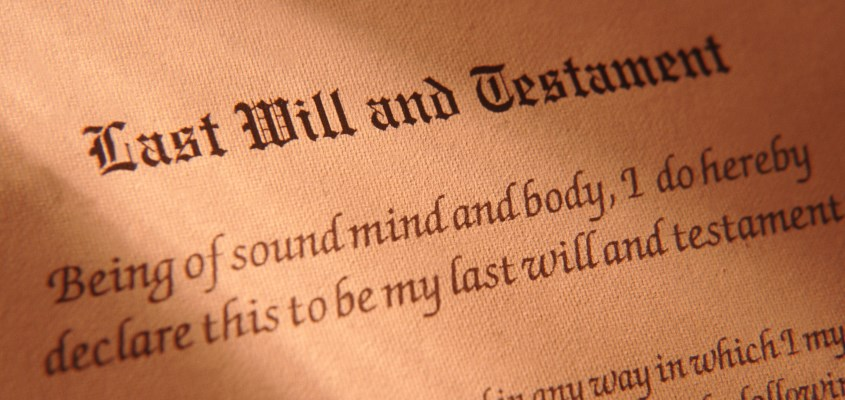 Florida Last Will and Testament
