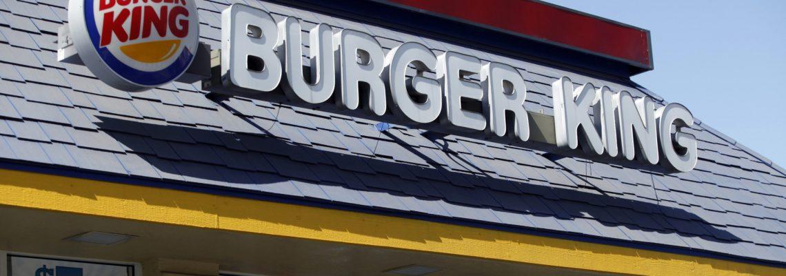 Burger King Store