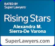 View the profile of Florida Business Litigation Attorney Alexandra M. Sierra-De Varona